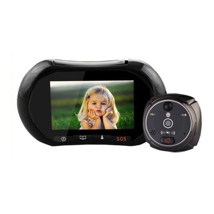 Jvm-408b - монитор для видеодомофонов