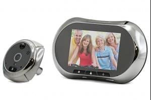 Как выбрать видеоглазок для квартиры и дома