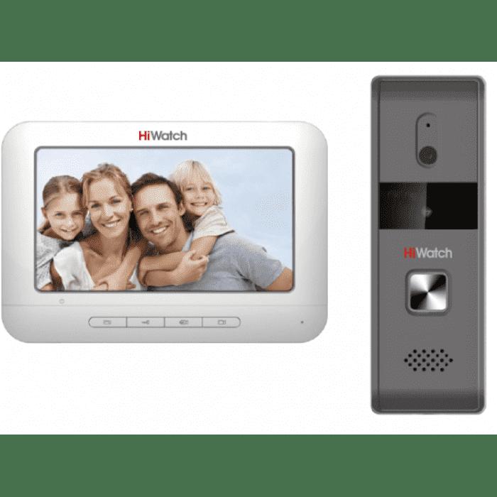 ВИДЕОДОМОФОН HIWATCH DS-D100K