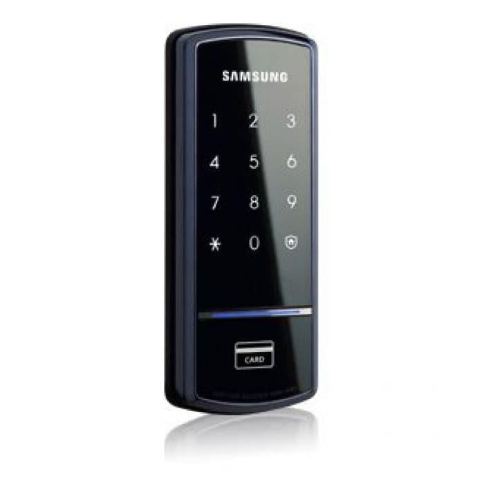 Накладной замок Samsung SHS-1321XAK/EN