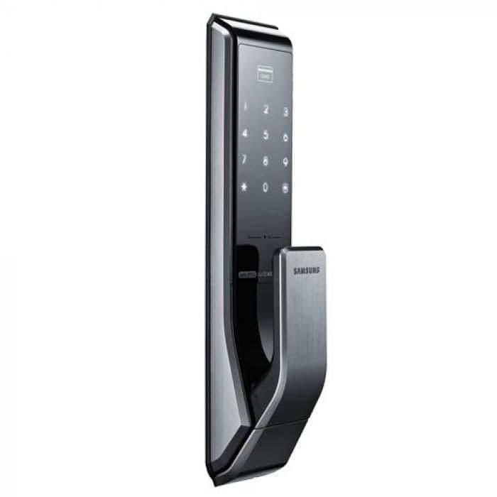 Врезной карточный push and pull замок Samsung SHS-P717 (SHS-P810)