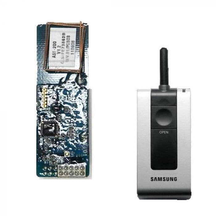 Комплект Samsung-SHS-DARCX01 + приемный модуль AST200