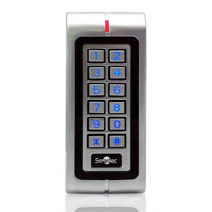 Вандалозащищенный автономный контроллер Smartec ST-SC040K с клавиатурой
