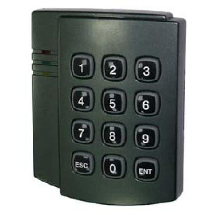 Автономный контроллер с встроенным считывателем и клавиатурой Smartec ST-SC130EK