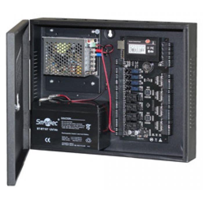 Сетевой контроллер Smartec ST-NC120, ST-NC240 и ST-NC440
