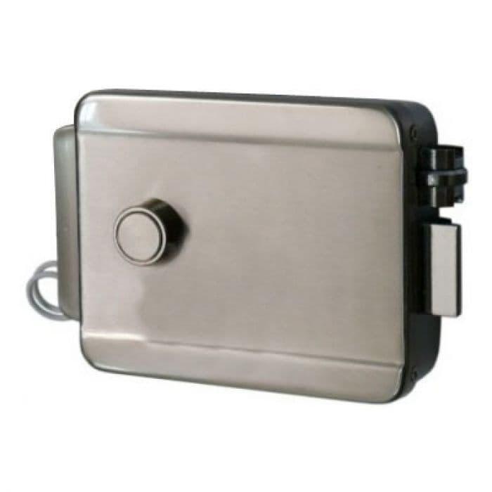 Электромеханический накладной замок Smartec ST-RL073SI-SS