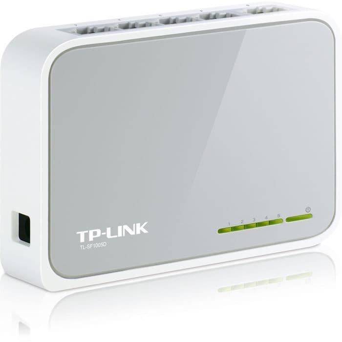Коммутатор TL-SF1005D (D-Link)