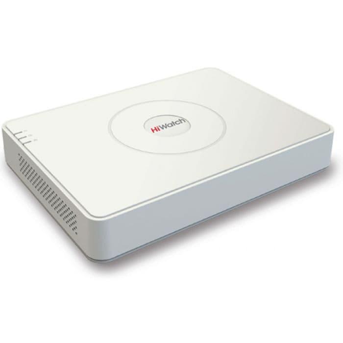 8-ми канальный гибридный регистратор HiWatch DS-H108Q