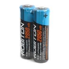Аккумуляторные батареи Robiton АА 2850