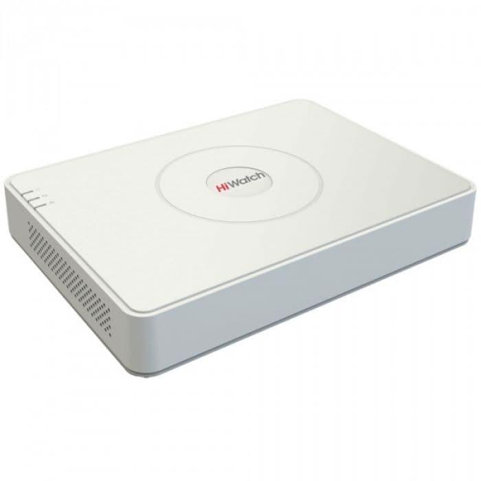 16-ти канальный гибридный HD-TVI регистратор HiWatch DS-H116Q