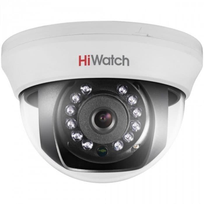 Внутренняя 1Mp видеокамера HiWatch DS-T101