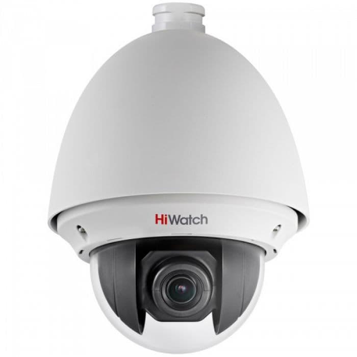 Уличная поворотная 2Mp видеокамера HiWatch DS-T255