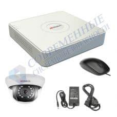 Комплект видеонаблюдения дом 1
