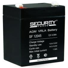 Аккумулятор 12V 4,5 Аh