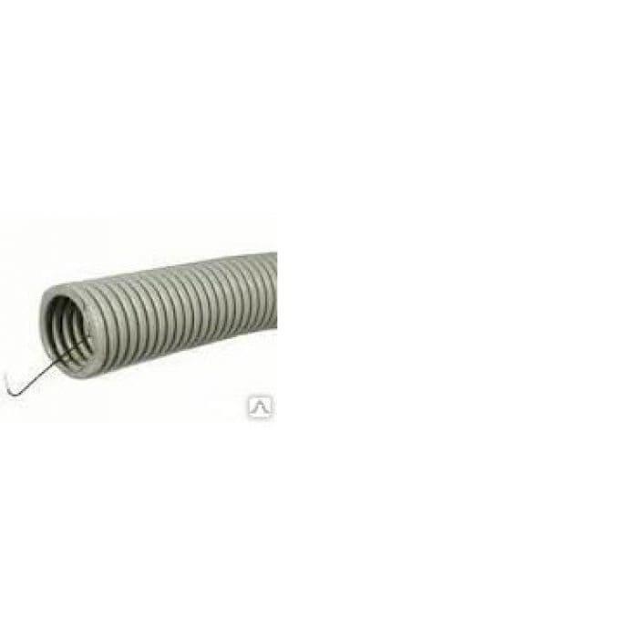 Труба гофрированная ПВХ 16