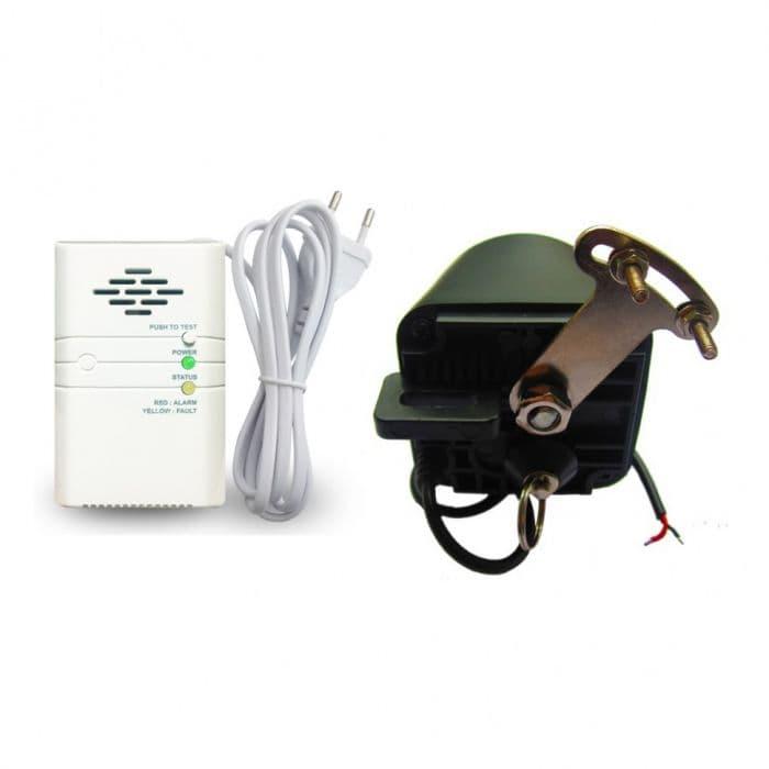 """Система контроля утечки газа Sapsan GL-100A """"Газ-Контроль + Манипулятор"""""""