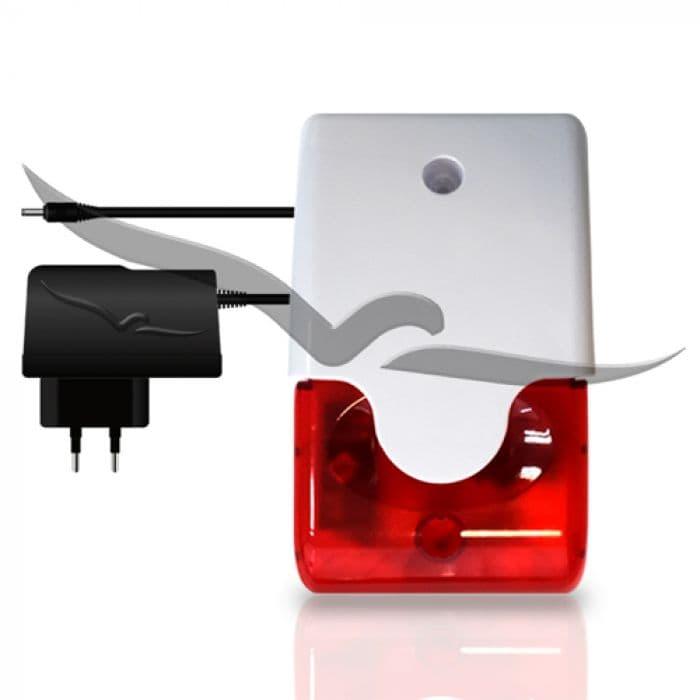 """Контроллер автономной беспроводной сигнализации """"Sapsan Local Alarm"""""""