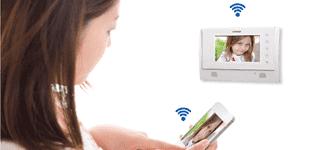 COMMAX CDV-70UX встроенный WiFi