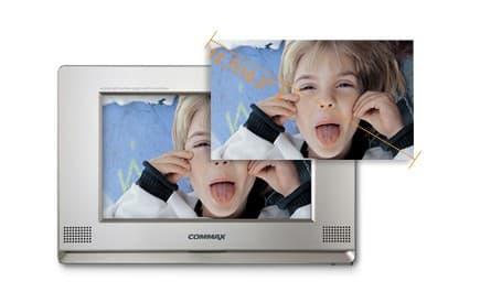 COMMAX CDV-1020AQ цвета