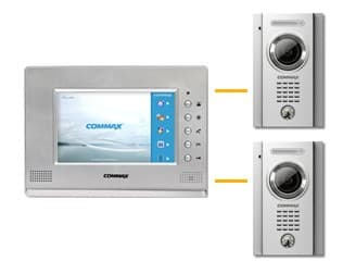 COMMAX CDV-70A подключение