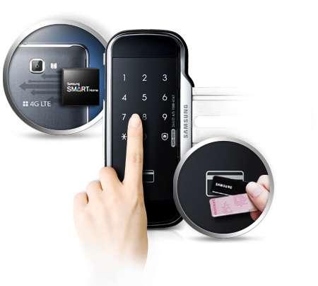Samsung SHS-G510/SHS-G517 способы открывания