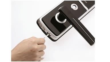 Samsung SHS-H700 подходит для двери