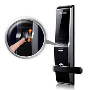 Samsung SHS-H700 видеообзор