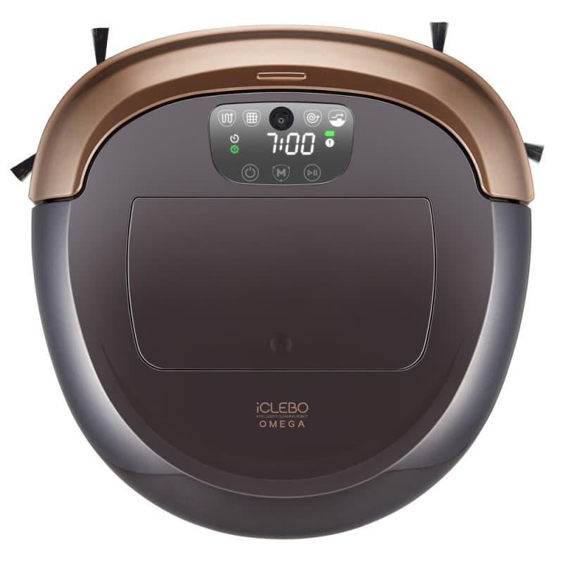 Робот пылесос iClebo Omega