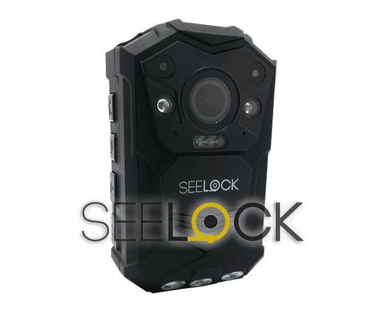 Персональный носимый видеорегистратор SEELOCK Inspector A1, фото