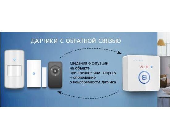 GSM сигнализация Sapsan GSM Pro 5S, фото , изображение 4