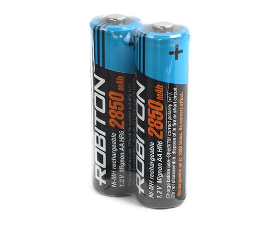 Аккумуляторные батареи Robiton АА 2850, фото