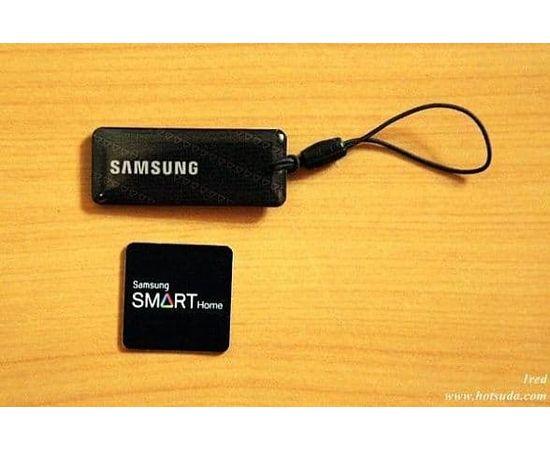 РФ карта стикер для дверных замков Samsung, фото , изображение 2
