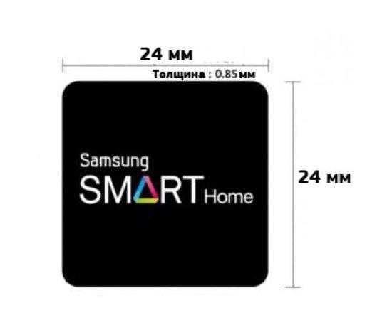 РФ карта стикер для дверных замков Samsung, фото , изображение 8