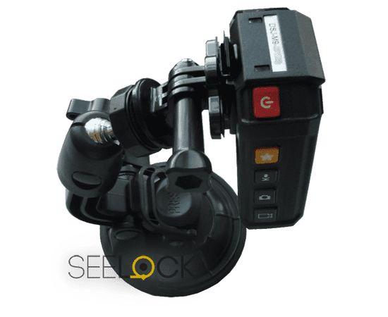 Автомобильное крепление для носимых видеорегистраторов Seelock, фото