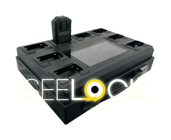 Терминал зарядки и архивации Seelock RS-8, фото